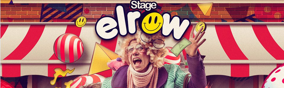 CENTER STAGE hosted by elrow